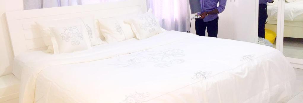 Empire State Hotel - 阿克拉 - 臥室