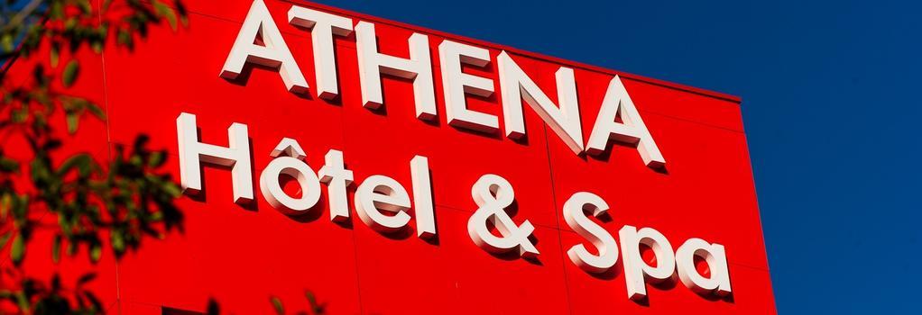Hôtel Athena Spa - 史特拉斯堡 - 建築
