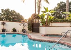 蒙特西托酒店 - 聖巴巴拉 - 游泳池