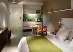 瑞可雷塔巴貝爾酒店 - 布宜諾斯艾利斯 - 臥室