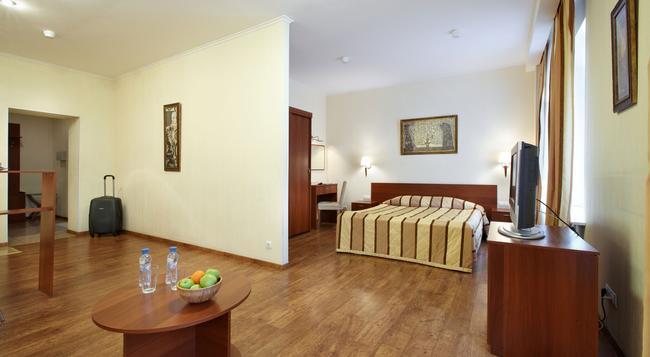 Palantin Hotel - 聖彼得堡 - 臥室