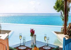 Ras Michamvi Beach Resort - 桑給巴爾 - 餐廳
