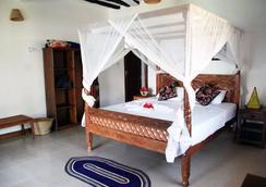Ras Michamvi Beach Resort - 桑給巴爾 - 臥室