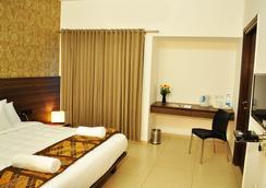 百麗宮酒店 - 海得拉巴 - 臥室
