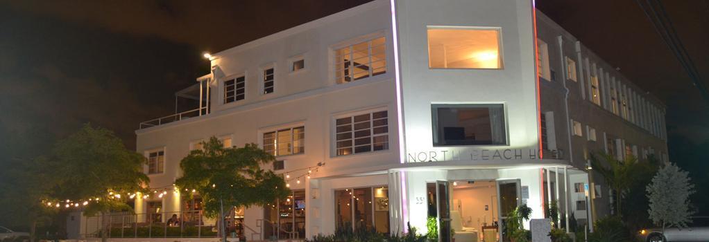 North Beach Hotel A North Beach Village Resort Hotel - 勞德代爾堡 - 建築
