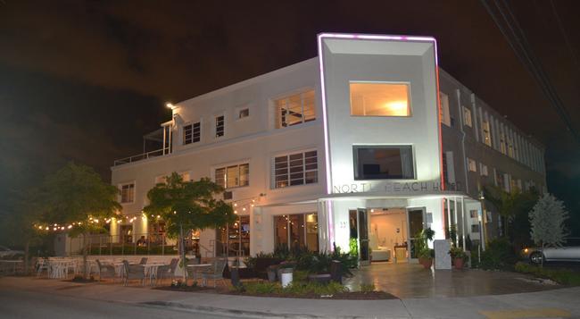 North Beach Hotel - 勞德代爾堡 - 建築