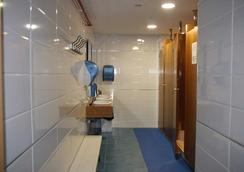 波斯特拉旅館 - 聖地亞哥-德孔波斯特拉 - 浴室