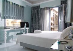 雅典鑽石霍姆特爾酒店 - 雅典 - 臥室
