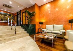 雷吉奧加的斯酒店 - 加的斯市 - 大廳