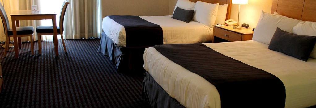 The Midtown Hotel - 波士頓 - 臥室