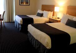 市中心酒店 - 波士頓 - 臥室