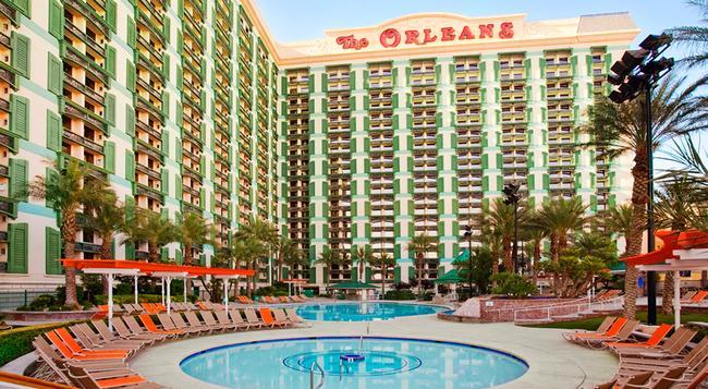 The Orleans Hotel & Casino - 拉斯維加斯 - 建築