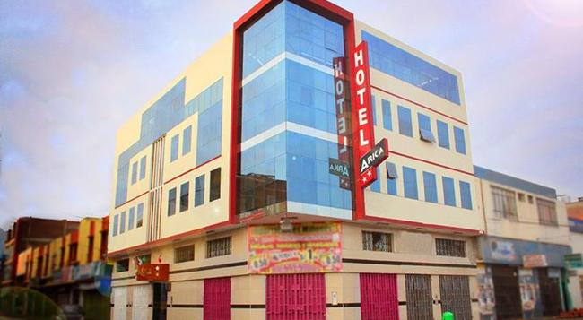 Hotel Arica - 齊克拉約 - 建築