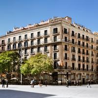 Hotel Colon Barcelona Exterior