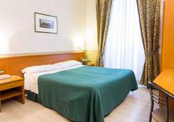 國會大廈酒店 - 羅馬 - 臥室