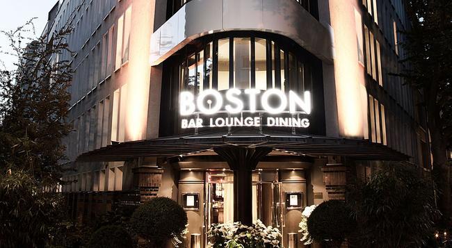 Boston Hotel Hamburg - 漢堡 - 建築