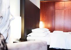 HH波士頓酒店 - 漢堡 - 臥室