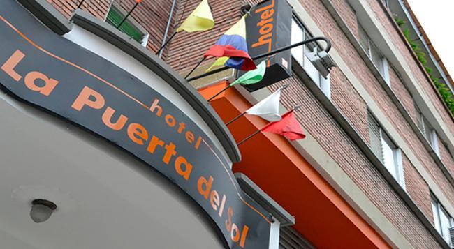 Hotel La Puerta Del Sol - Bucaramanga - 建築