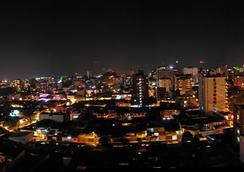 拉太陽門廣場酒店 - Bucaramanga - 室外景