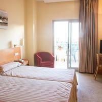 Hotel Toboso Almunecar Dormitorio