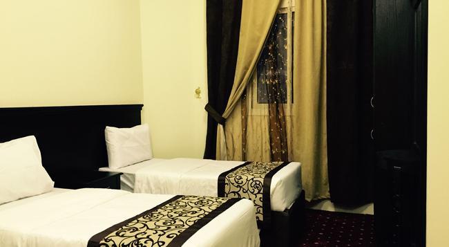Z Ajyad Hotel - 麥加 - 臥室
