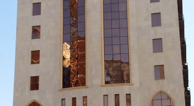 Qasr Al-Azziziah Hotel - 麥加 - 建築