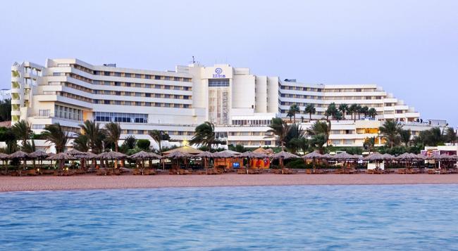 Hilton Hurghada Plaza - 赫爾格達 - 建築