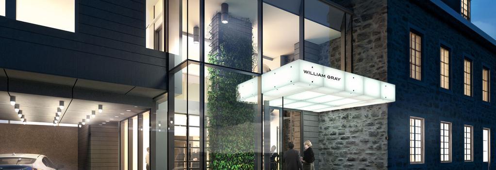 Hotel William Gray - Montreal - 建築