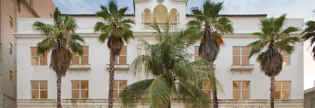Marriott Vacation Club Pulse, South Beach - 邁阿密海灘 - 建築