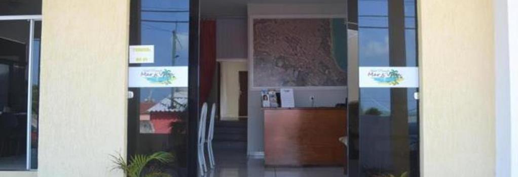 Hotel Pousada Maravista - 納塔爾 - 建築