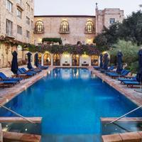 The American Colony Hotel Outdoor Pool