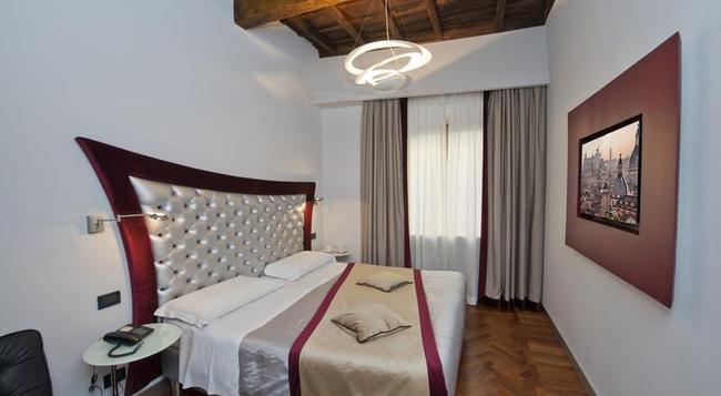 Relais Forus Inn - 羅馬 - 臥室