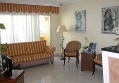 梧甘喀酒店 - San Isidro (Tenerife) - 大廳