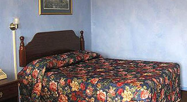 Palace Inn - 德梅因 - 臥室