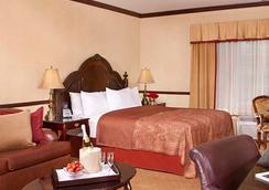 安大略機場布衣酒店 - 安大略 - 臥室
