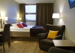 阿爾肯及藝術花園Spa酒店 - 哥德堡 - 臥室
