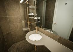 阿爾肯及藝術花園Spa酒店 - 哥德堡 - 浴室