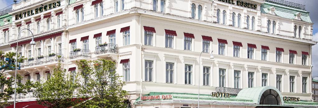 Hôtel Eggers - 哥德堡 - 建築