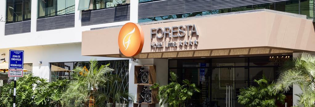 Foresta Hotel Lima - Lima - 建築