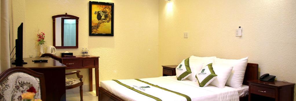 Mekong 9 Hotel Saigon - 胡志明市 - 臥室