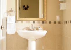 樂聖皮埃爾酒店 - 魁北克市 - 浴室