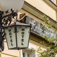 Hotel Laimer Hof Nymphenburg Palace Munich Exterior detail