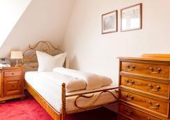 寧芬堡斯加羅斯蘭蒙酒店 - 慕尼黑 - 臥室
