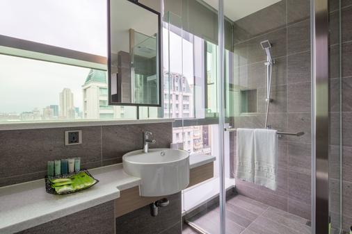 謙商旅 - 東門館 - 台北 - 浴室