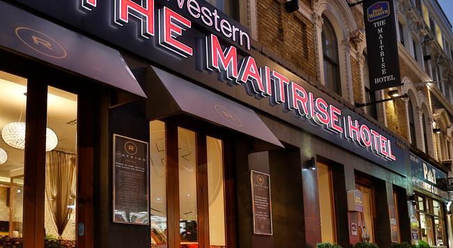 Best Western Maitrise Hotel - 倫敦 - 建築
