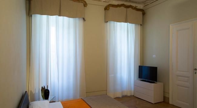 Suites Le Saline - 的里雅斯特 - 臥室