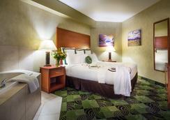 迪爾富特賭場酒店 - 卡爾加里 - 臥室