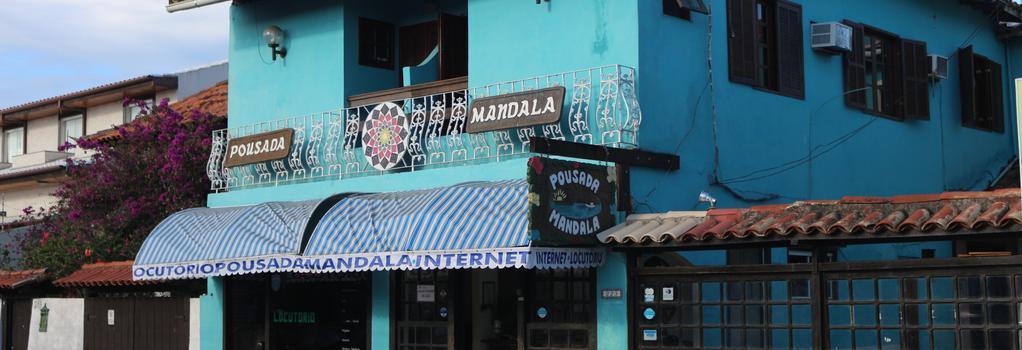 Pousada Mandala - 布希奧斯 - 建築