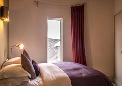 約克加奧爾巴尼酒店 - 倫敦 - 臥室