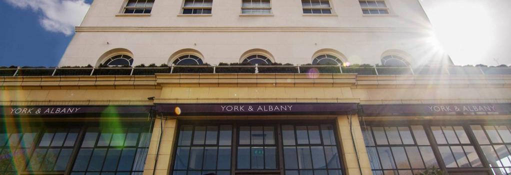 York & Albany - 倫敦 - 建築